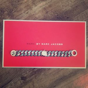 Marc by Marc Jacobs turnkey watch